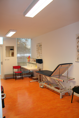 Kamer Orthopedie Amsterdam behandelkamer