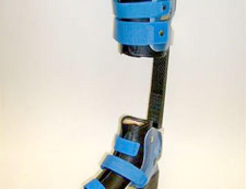Enkel-voet-orthese (EVO)