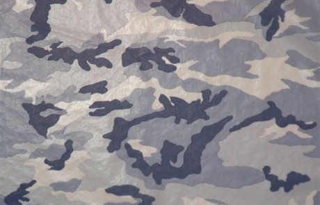 P-213 Camouflage Blauw