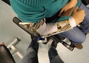 Elleboog brace Kamer Orthopedie