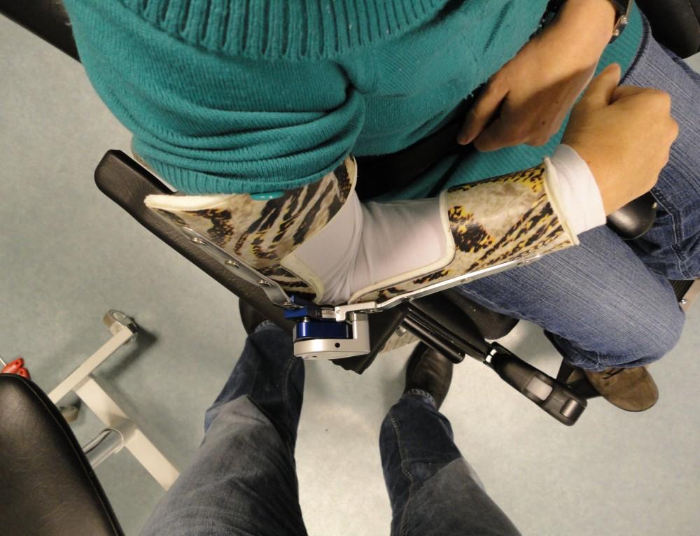 Elleboog orthese
