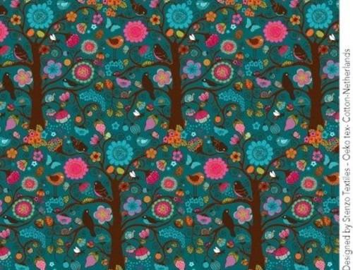 S-108 Fantasie Bomen