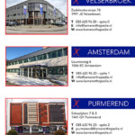 3 Vestigingen voor kamer Orthopedie - verhuizing 1 april 2021