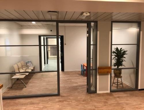 Wij zijn open in het Centrum voor Zorg Slotervaart! (Oude Slotervaart Ziekenhuis)